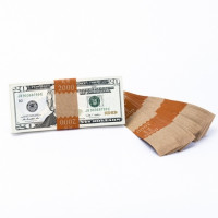 Natural Saw-Tooth $2,000 Currency Bands | CBKN-008