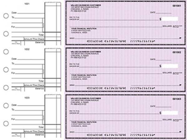 Violet Safety Standard Business Checks