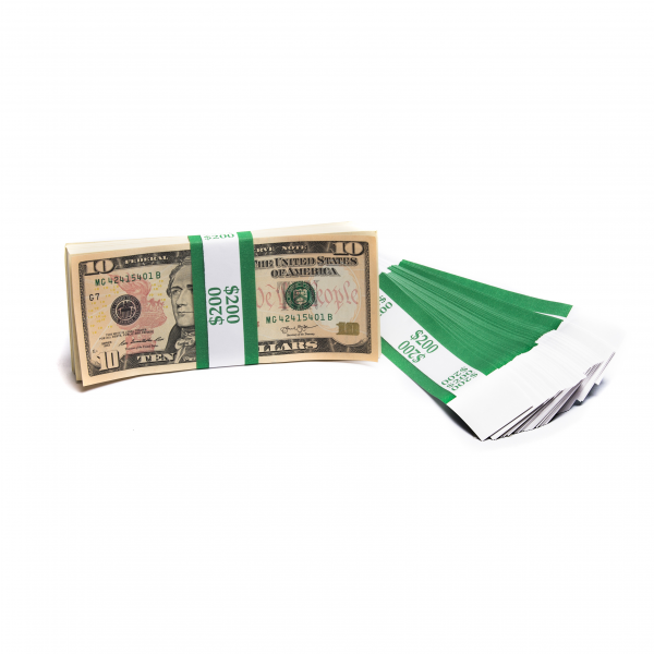 Barred $200 Currency Band