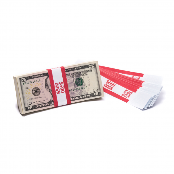 Barred $500 Currency Band