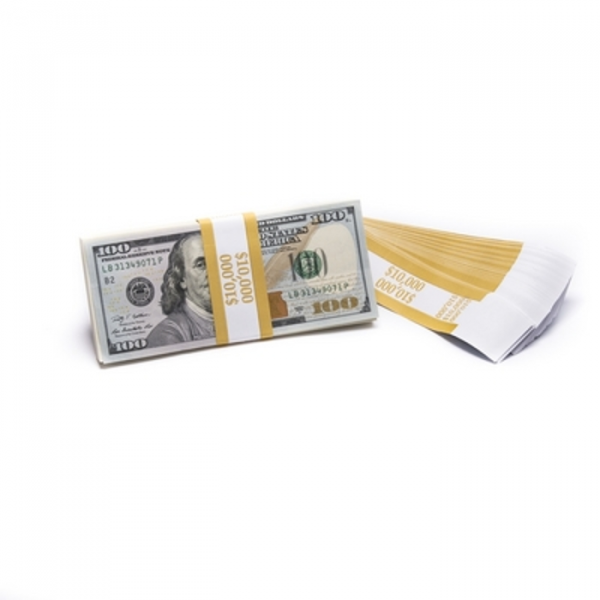 Barred $10,000 Currency Band