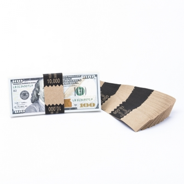 Natural Saw-Tooth $10,000 Currency Band