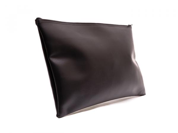 Zipper Bank Bag 12 X 16