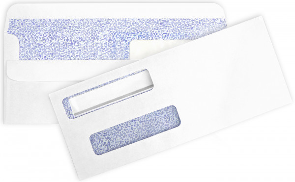 Double Window Self-Sealing Envelopes | ENV-01